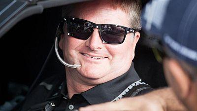 Paralysed IndyCar driver races again in hi-tech Corvette