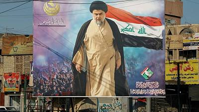 Iraqi cleric Sadr says he won't take part in October election