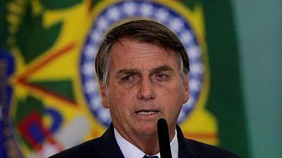 Brazil's Bolsonaro spends night in hospital for obstructed intestine
