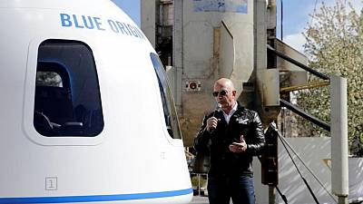 Teenager to fly with Bezos in inaugural space tourism flight