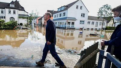 At least 44 dead, dozens missing as floods sweep through western Europe