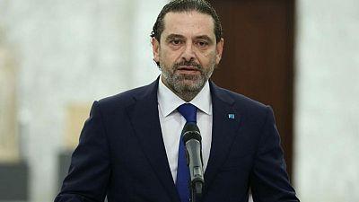 الحريري يقول إن  كتلته لن تسمي أحدا في المشاورات المقبلة مع النواب اللبنانيين