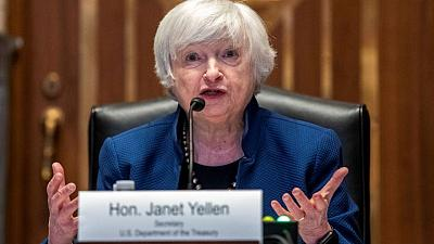 Yellen says U.S. must move quickly to establish stablecoin rule framework