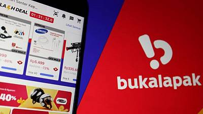 Indonesia's Bukalapak raises IPO target to $1.5 billion from $1.1 billion on robust demand - sources