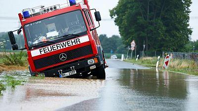 استمرار فيضانات غرب أوروبا والوفيات تتجاوز 120