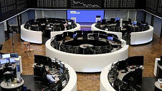 European shares rise as travel stocks rebound