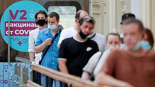 روسيا تسجل 799 وفاة بفيروس كورونا في رابع يوم من الوفيات القياسية