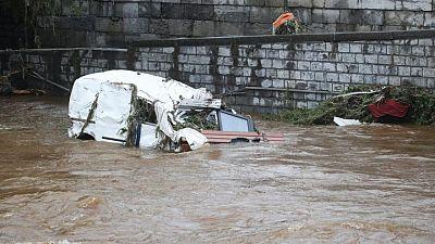 Más de 80 muertos y de mil desaparecidos en Alemania por inundaciones