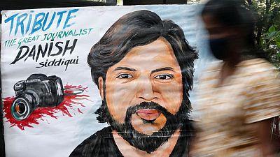 مقتل صحفي في رويترز أثناء تغطية اشتباك بين القوات الأفغانية وطالبان