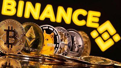 "Binance stops selling ""stock tokens"" after regulatory scrutiny"