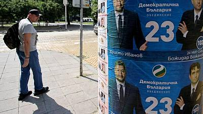 Bulgaria's anti-elite party will seek support to form government