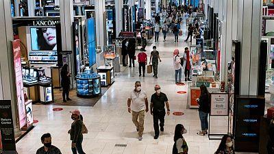زيادة مبيعات التجزئة الأمريكية على غير المتوقع في يونيو