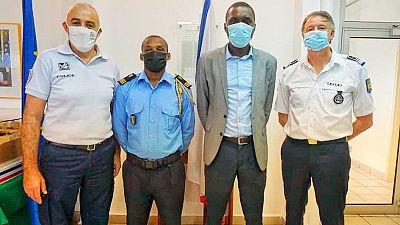 Intégration de deux officiers gabonais au sein des écoles de police françaises