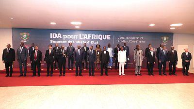 Le Chef de l'Etat a présidé la Réunion de haut niveau sur la 20e Reconstitution des Ressources de l'Association Internationale de Développement (IDA-20)