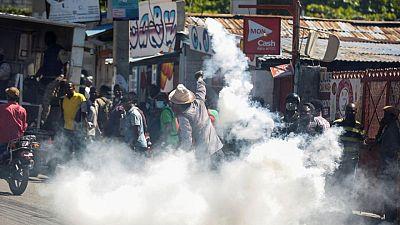 Líder opositor dice Haití necesita al menos un año para llevar adelante elecciones justas