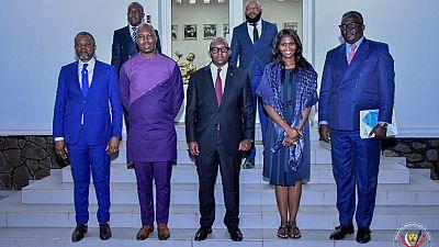 Le Premier Ministre Sama Lukonde rassure les investisseurs Sud-africains de DNG Energy LTD