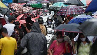الهند تسجل 38079 إصابة جديدة بكورونا خلال 24 ساعة