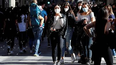 Italy reports 13 coronavirus deaths on Saturday, 3,121 new cases