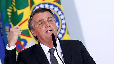 Brazil's Bolsonaro could be discharged in next few days - hospital