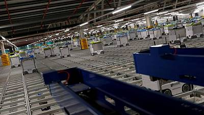 Ocado expects 'some disruption' from warehouse fire caused by robot malfunction
