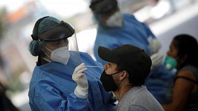 Mexico's coronavirus death toll rises to 236,240 as cases surge
