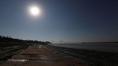 Argentina creates fund to help ease pain from drought-hit Parana river