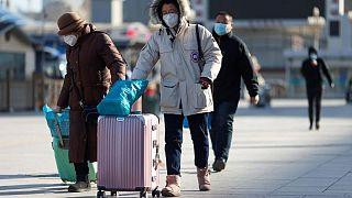 الصين تسجل 33 إصابة جديدة بفيروس كورونا