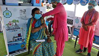 الهند تسجل 41157 إصابة جديدة بفيروس كورونا 
