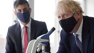 UK PM Johnson reverses plan to skip quarantine after COVID exposure