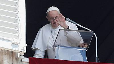 Pope Francis calls for peace, dialogue in Cuba