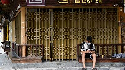 Hanoi tightens restrictions as COVID clusters spread in Vietnam