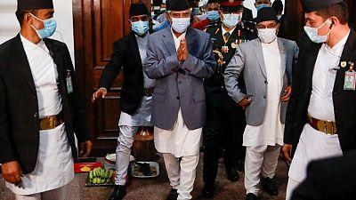 Nepal's new PM wins confidence vote amid coronavirus crisis