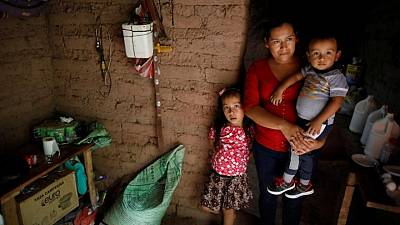 'So happy to have him with me': Mom of Honduran toddler found alone in Mexico