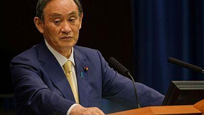 Japan, S.Korea leaders summit in limbo amid uproar over sexual innuendo
