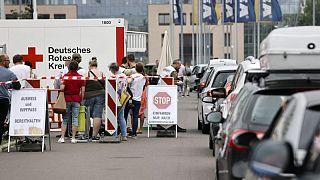 معهد: ألمانيا تسجل 546 إصابة جديدة بفيروس كورونا