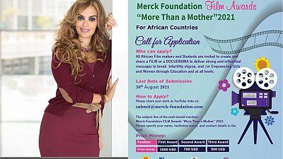 La Fondation Merck et les Premières Dames Africaines annoncent les Prix du Film d'Afrique « Plus Qu'une Mère » 2021 pour Briser la Stigmatisation de L'infertilité et Soutenir L'éducation des Filles en Afrique