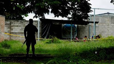 El Salvador 'House of Horrors' killings shock nation numbed to violence