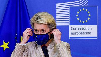 Using spyware against journalists 'completely unacceptable' - EU's von der Leyen