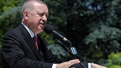 Erdogan calls for U.S. funding to back Kabul airport mission