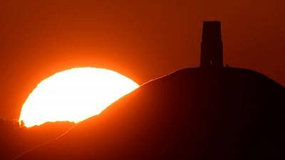 Reino Unido emite su primera alerta ámbar por calor extremo