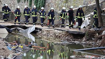 منتقدون يتهمون الحكومة الألمانية بالتقاعس عن التحذير من فيضانات
