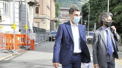 """Ex consigliere Vda assolto in appello, """"grazie a mio fratello"""""""