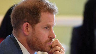 الأمير البريطاني هاري سينشر مذكراته في أواخر 2022