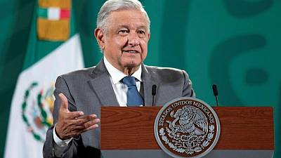 Mexican president's inner circle potential targets of Pegasus spyware -The Guardian