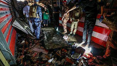 مصادر: مقتل 35 على الأقل وإصابة العشرات في هجوم انتحاري بمدينة الصدر