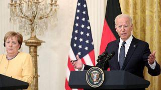 مصادر: واشنطن وبرلين ستعلنان اتفاقا بشأن خط أنابيب نورد ستريم 2 في الأيام المقبلة
