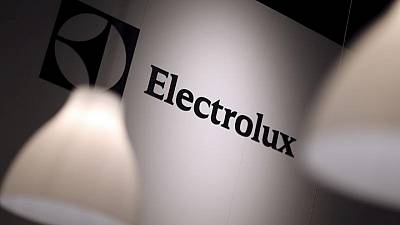 Electrolux swings to profit, warns on supply chain