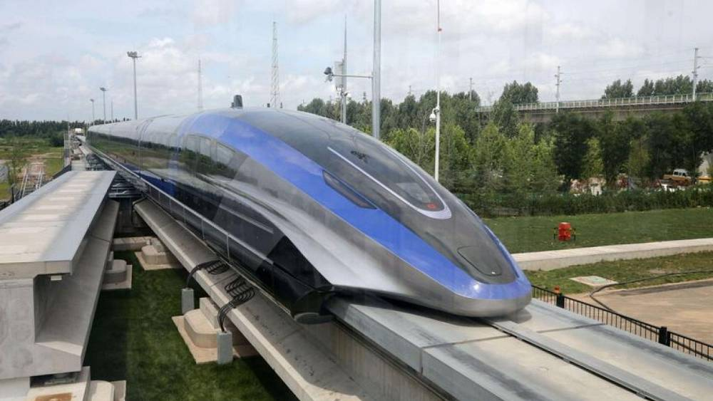 China unveils 600 kph maglev train - state media | Euronews