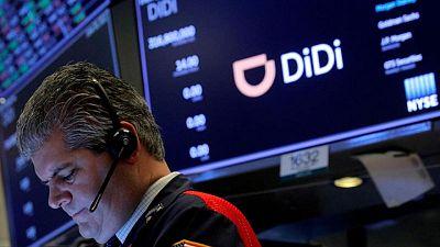 Exclusive-How Didi's govt relations team navigated myriad regulators, until IPO dustup