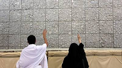 Fewer pilgrims, less crowd risk at haj's symbolic stoning of the devil